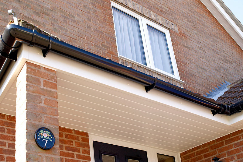PVC-U Hollow Soffit
