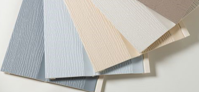 Embossed Cladding Colours